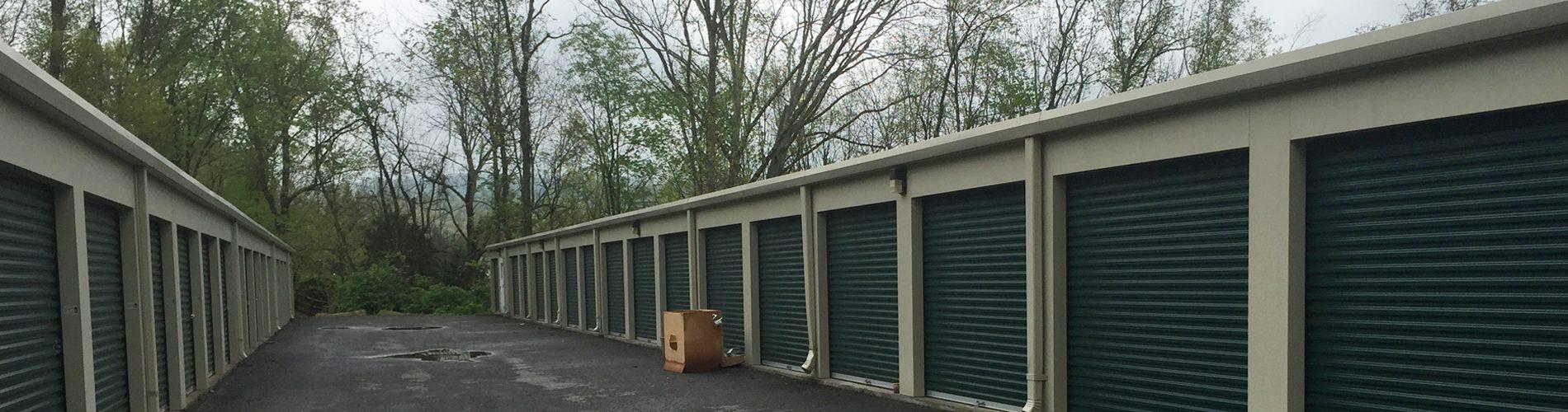 Standard Storage Units