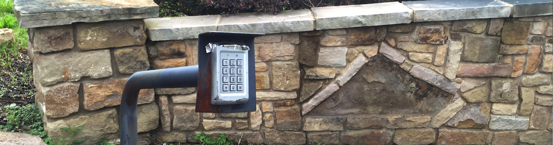The Storage Inn Keypad