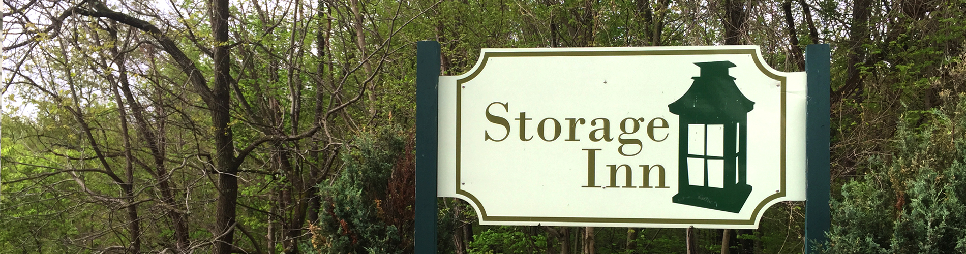 Storage Inn Sign